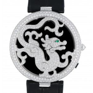DRAGON LIMITED EDITION CRW000307 WHITE GOLD LE CIRQUE ANIMALIER W2500 CRW000307-20