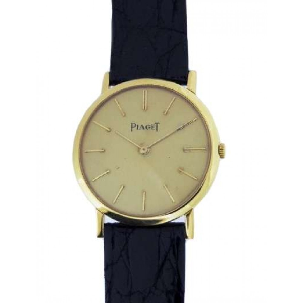 EXTRA PIATTO 162287 YELLOW GOLD LEATHER W032 162287-04