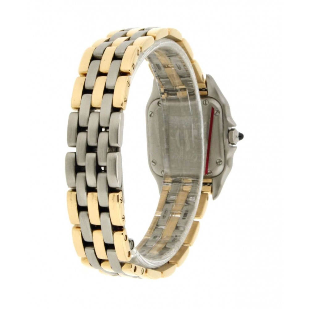 PANTHÈRE 1057917 STEEL YELLOW GOLD 18KT W1341 1057917-05