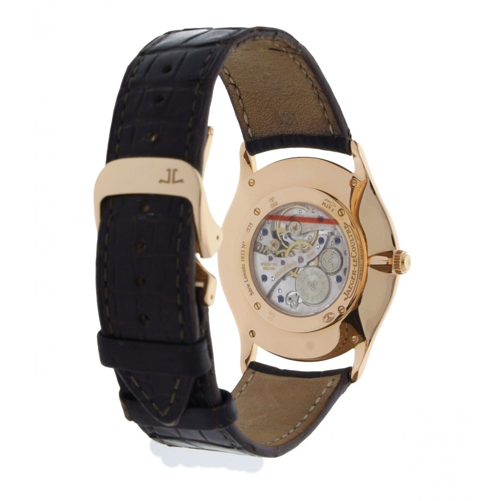 ULTRA THIN JLQ1342450 ROSE GOLD LIMITED EDITION 38MM W2449 JLQ1342450-04