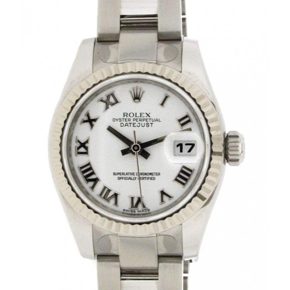 DATEJUST 26 LADY 179174 STEEL 26MM W1336 179174-04