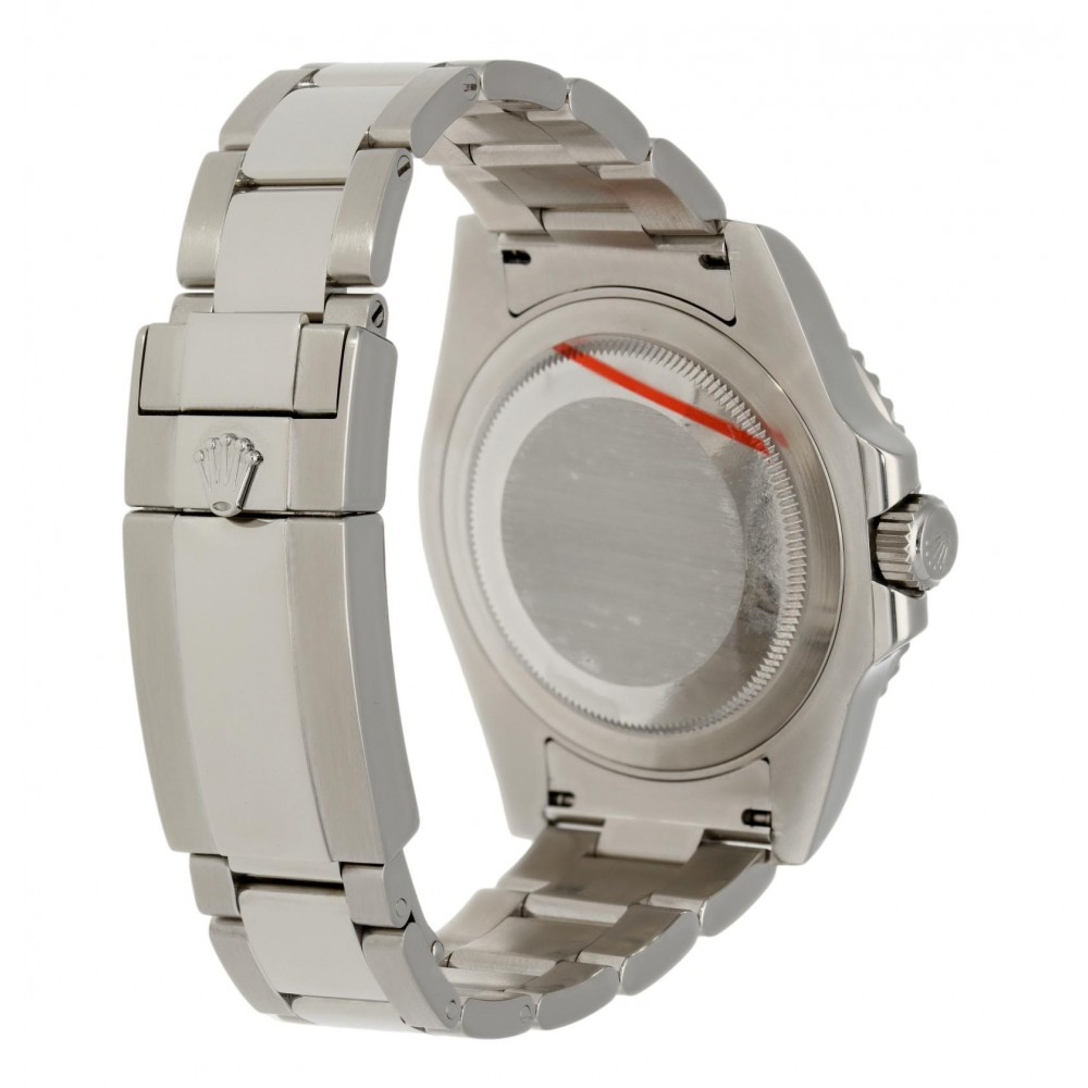 GMI II 116710BLNR STAINLESS STEEL 40MM W4858 116710BLNR-04