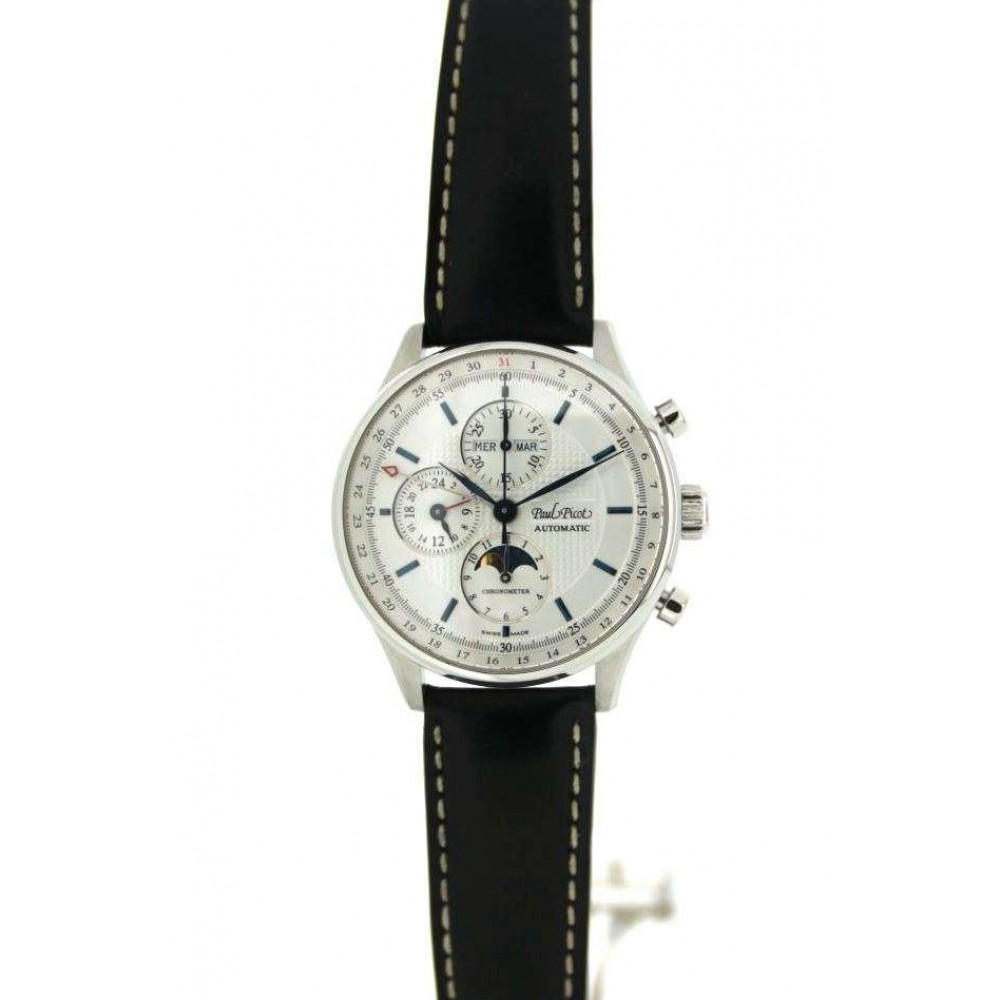 GENTLEMAN CHRONO MOONPHASE P2033.SG.7203E 42 MM W278 P2033.SG.7203E-01