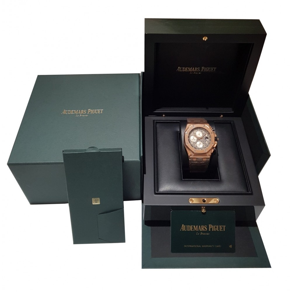 ROYAL OAK OFFSHORE 26470OR.OO.A125CR.01 ROSE GOLD 42MM W2744 26470OR.OO.A125CR.01-04