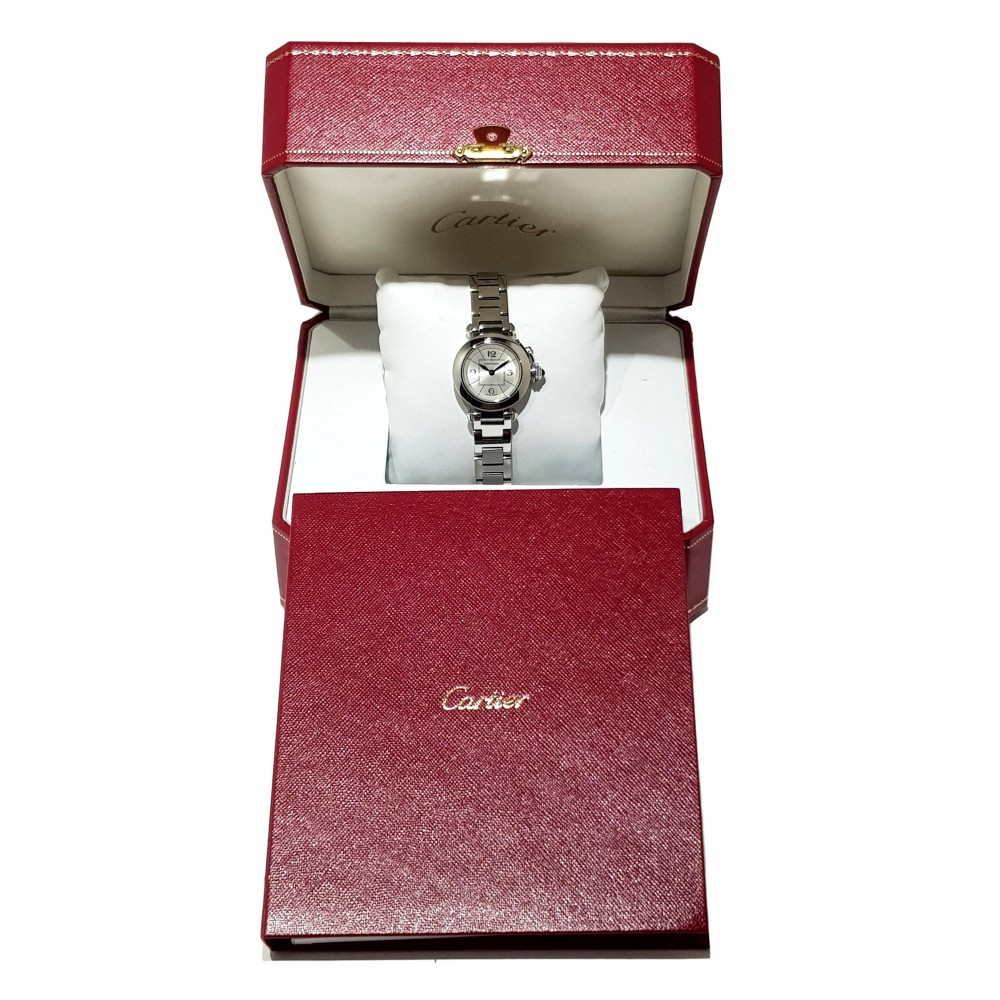 MINI PASHA LADY 2973 STAINLESS STEEL 27MM W3467 2973-04