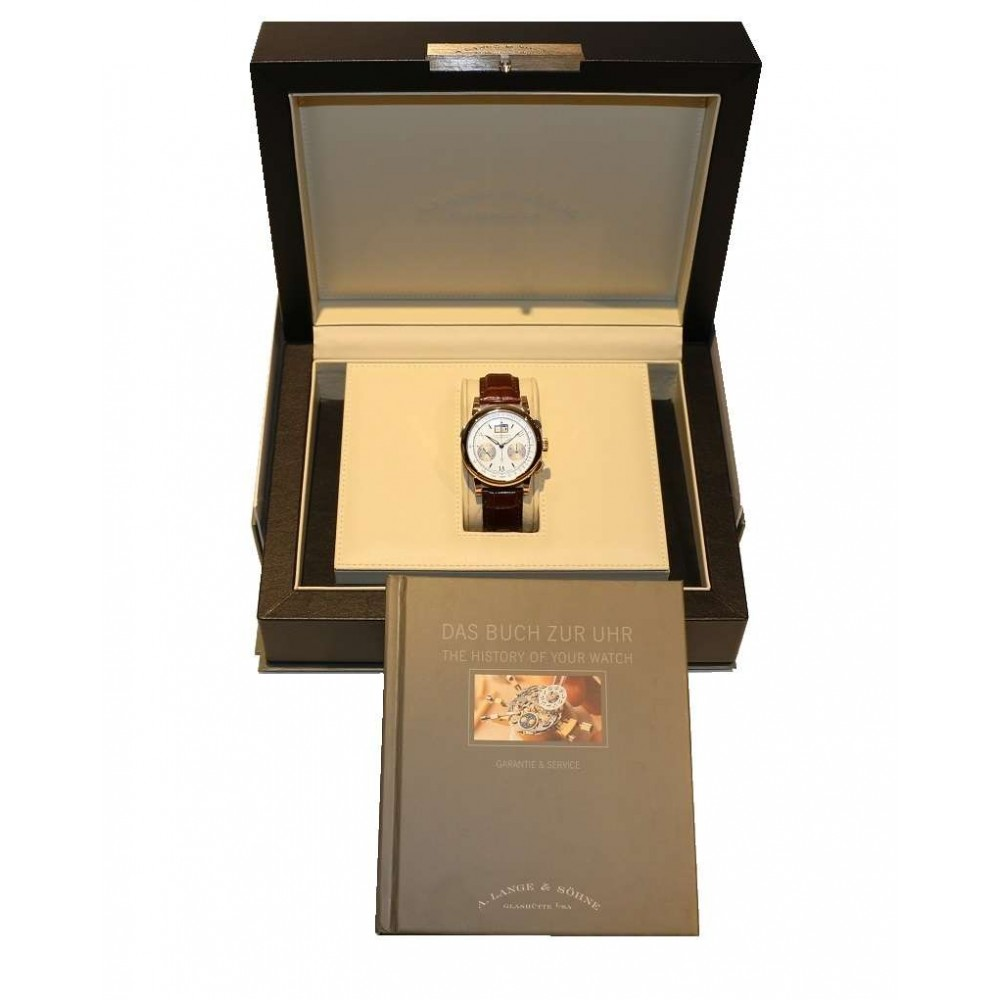 DATOGRAPH 403032 ROSE GOLD 39MM W589 403032-05