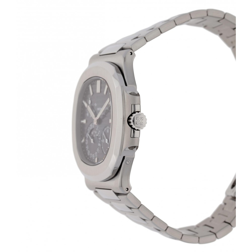 NAUTILUS 5712/1A-001 STAINLESS STEEL 40MM W3409 5712/1A-001-02