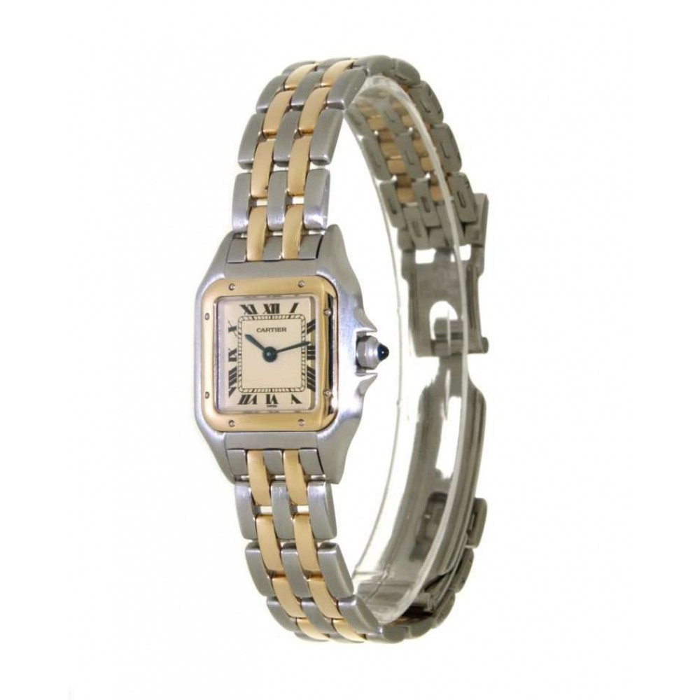 PANTHÈRE 1057917 STEEL YELLOW GOLD W770 1234-04
