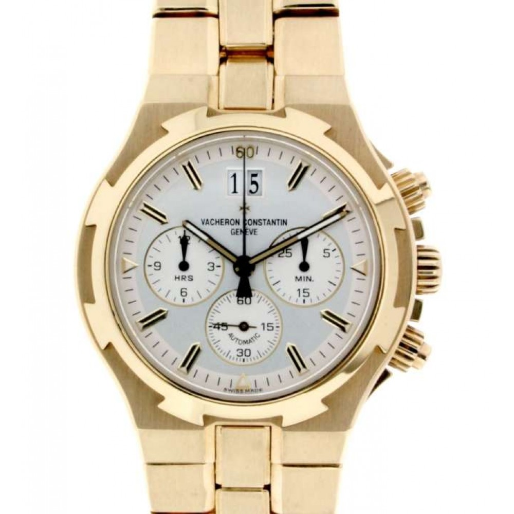 OVERSEAS CHRONO 49140/423J IN YELLOW GOLD 18KT W869 49140/423J-04