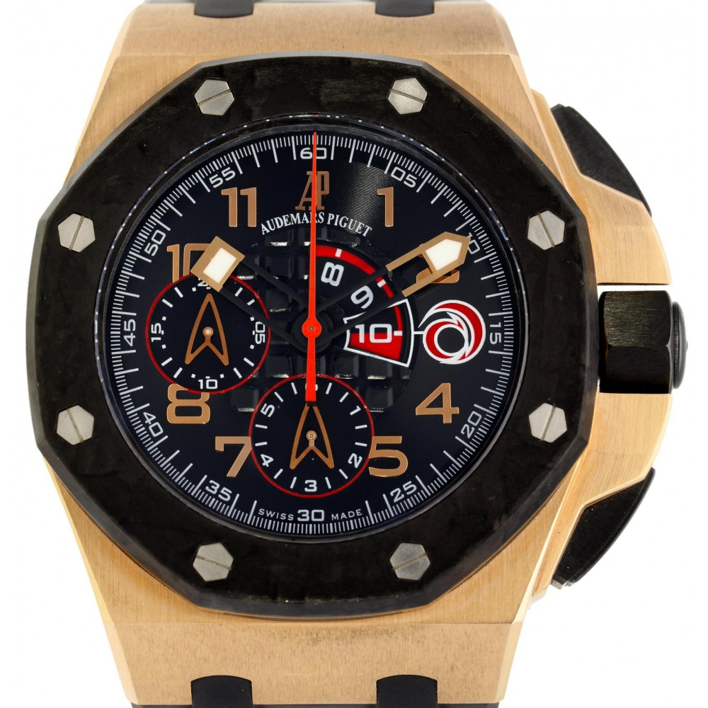 ALINGHI TEAM 26062OR.OO.A002CA.01 ROSE GOLD RUBBER 44MM W013 26062OR.OO.A002CA.01-022
