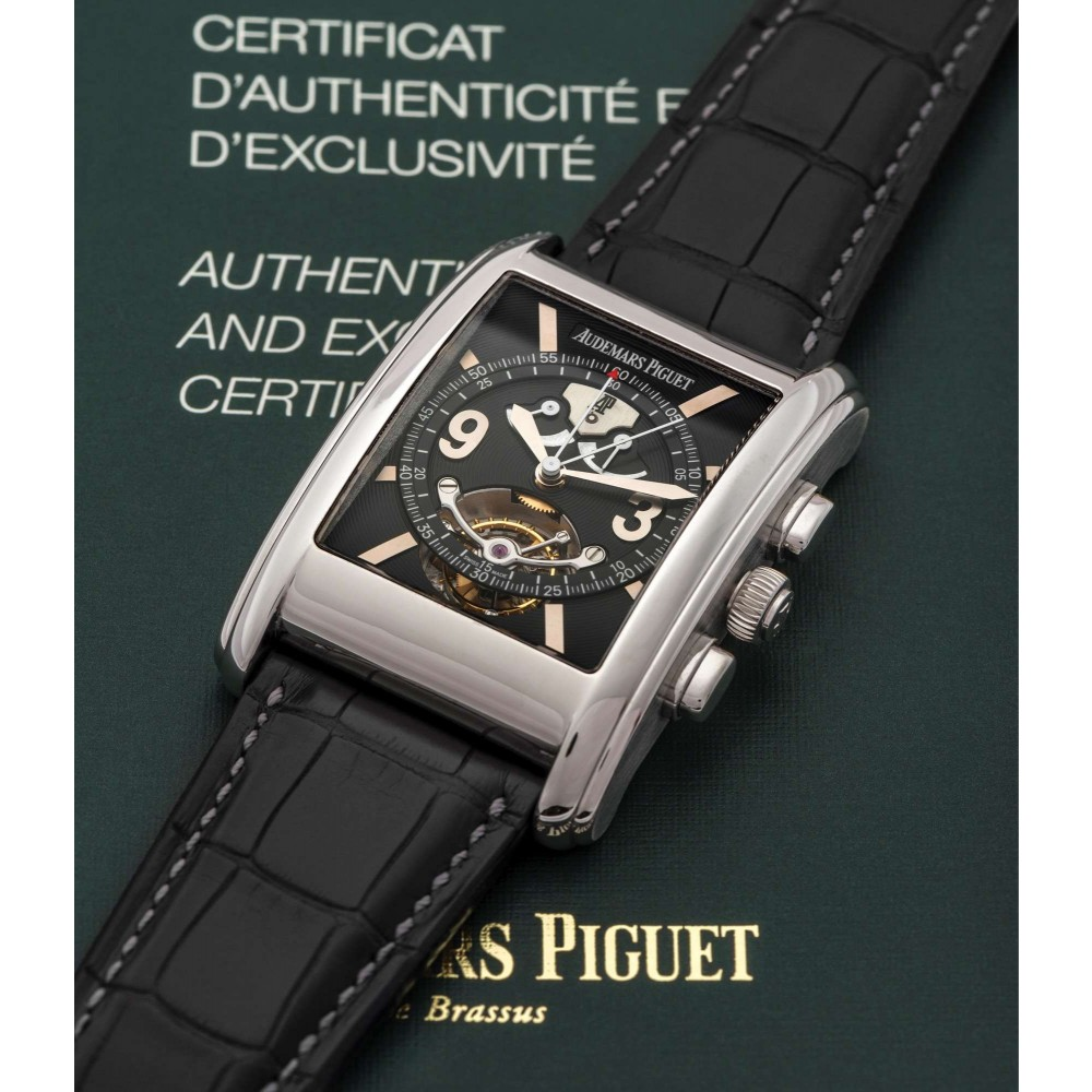 EDWARD PIGUET TRADITION DEXCELLENCE TOURBILLION LIMITED EDITION W349 25958PT.OO.D002CR.01-042