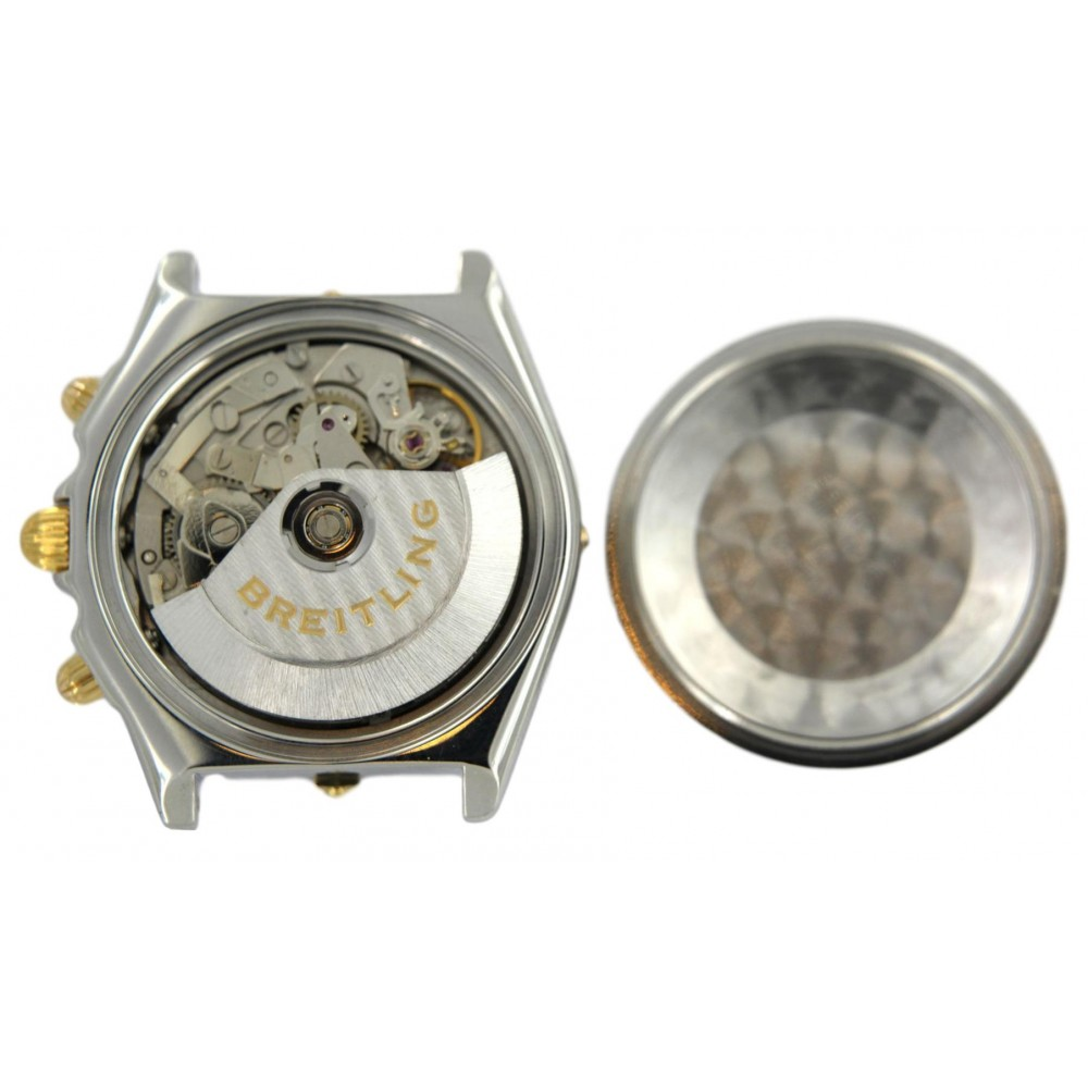 CHRONOMAT B13050.1 STEEL YELLOW GOLD 40MM W4028 B13050.1-03