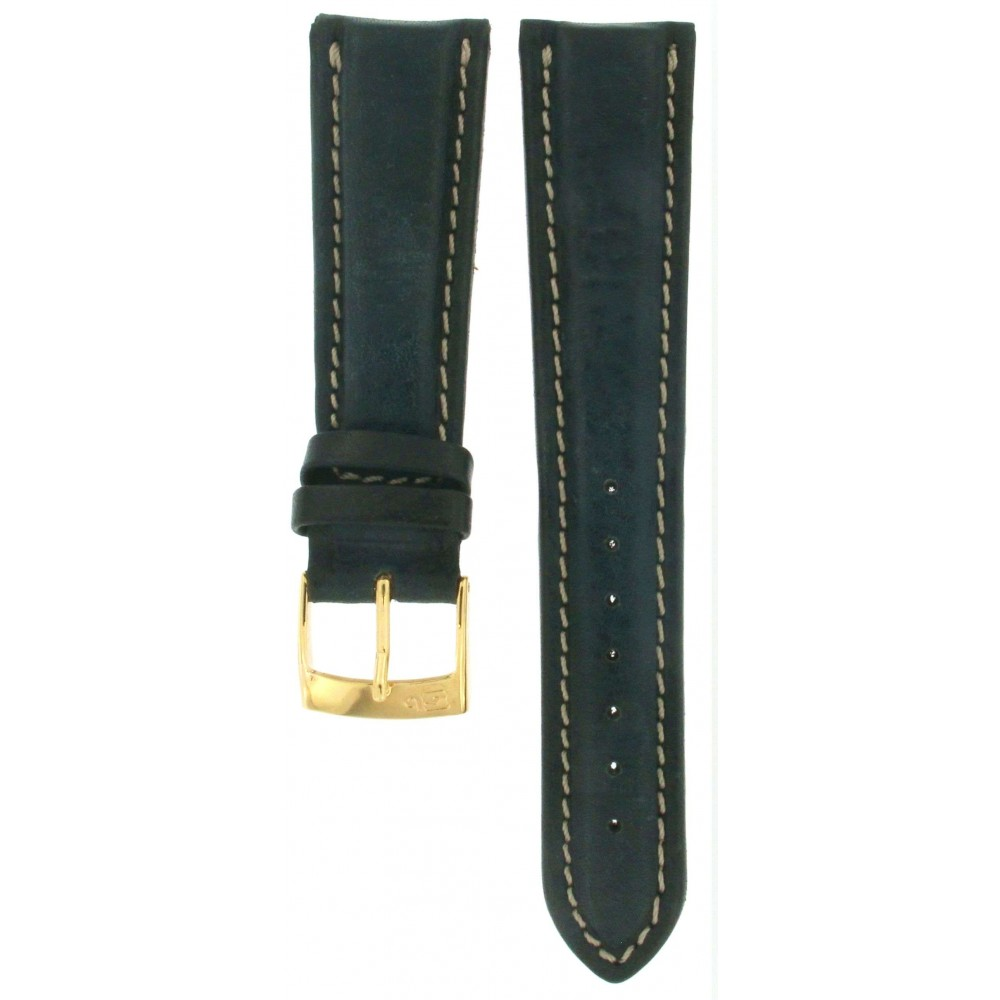 BROS GREEN CALF LEATHER STRAP 22MM ACC393-02