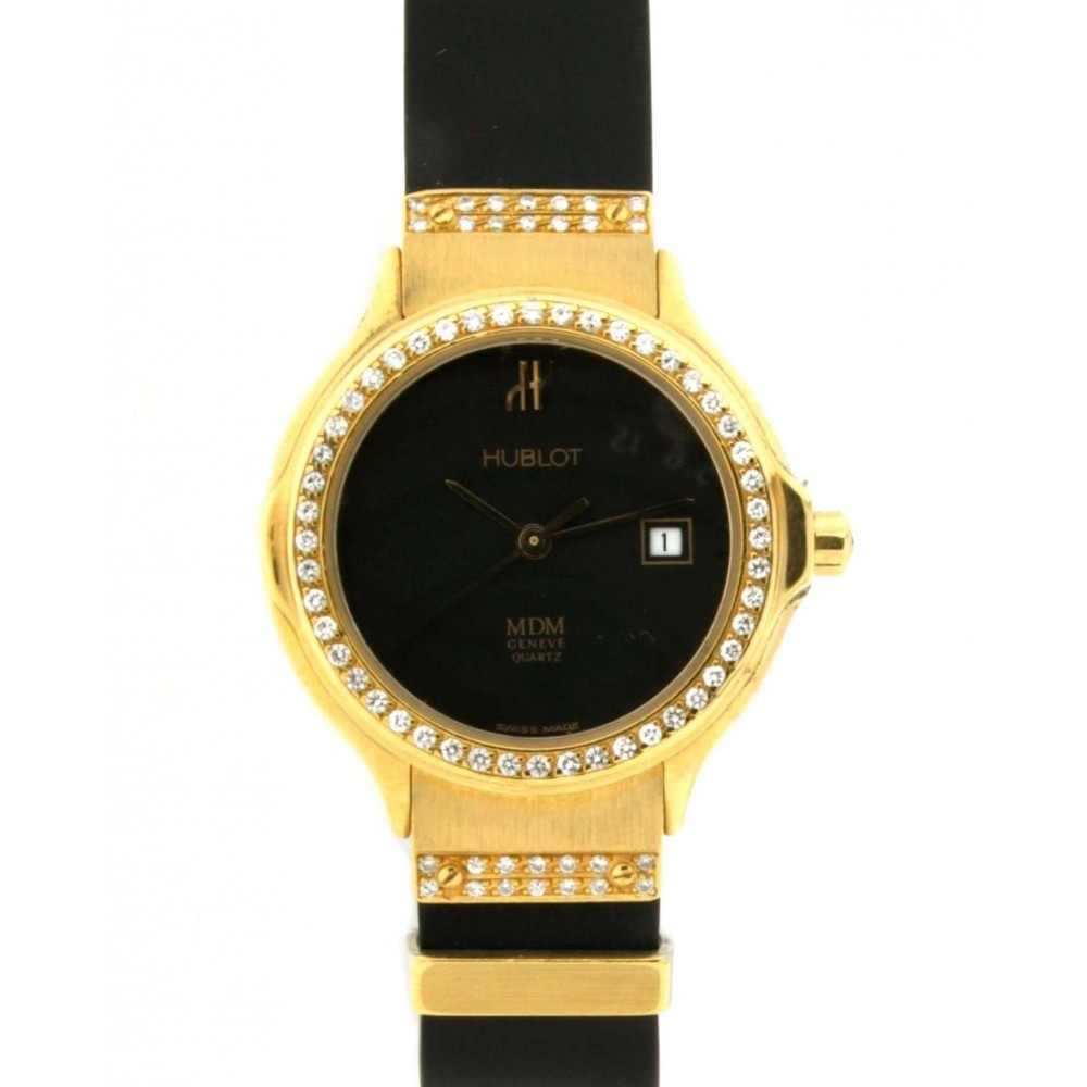 CLASSIC LADY 1391.3.054 YELLOW GOLD RUBBER W004 1391.3.054-02