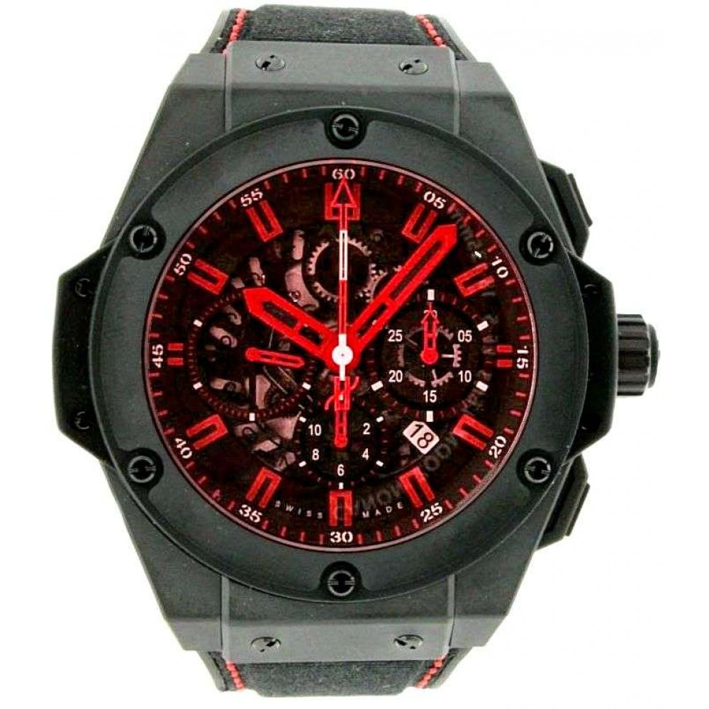 BIG BANG POWER CONGO LIMITED EDITION W176 710.CI.1190.NR.CGO11-013