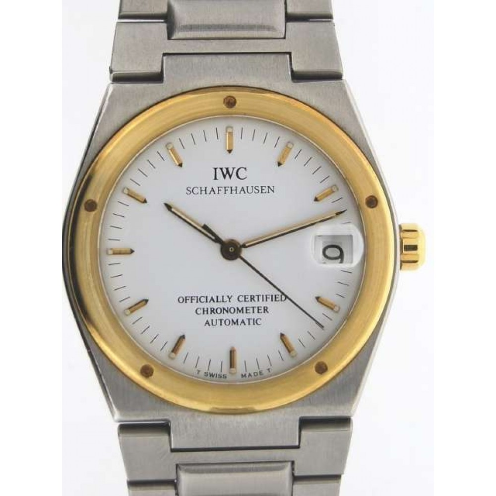 INGENIEUR OFFICIALLY CERTIFIED CHRONOMETER, 34MM W101 IWC 3521-03