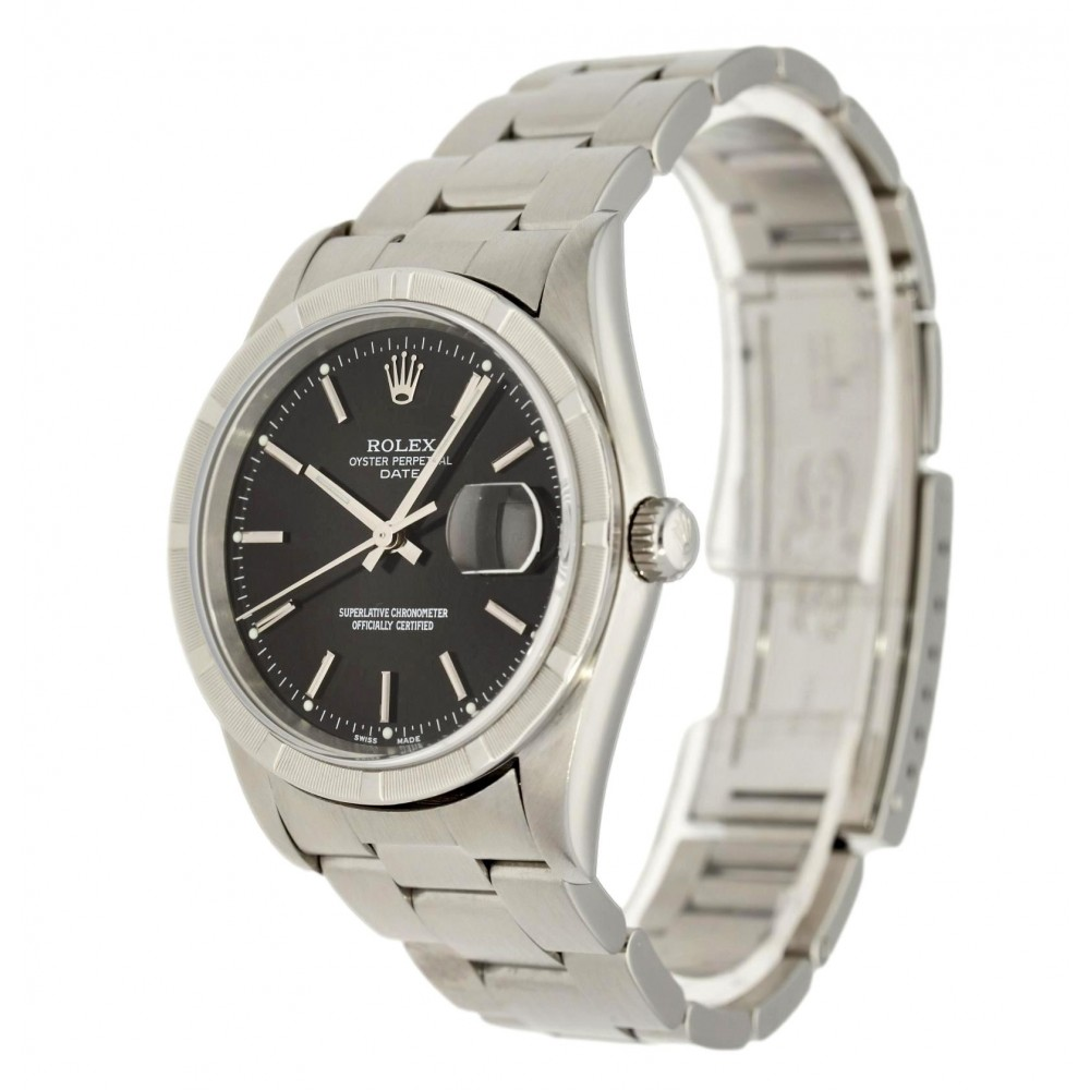 DATE 15210 STAINLESS STEEL 36MM YEAR 2006 W5190 15210-03