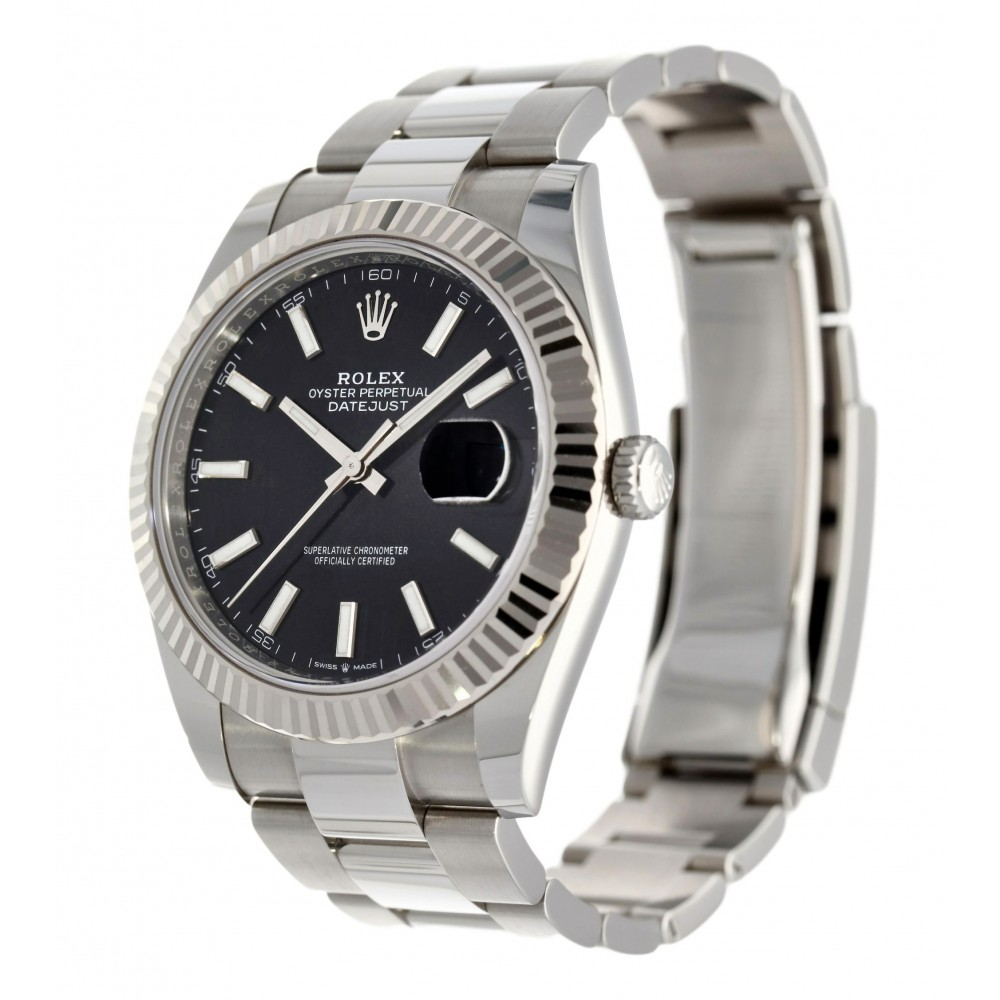 DATEJUST II 126334 STAINLESS STEEL 41MM W3686 126334-01