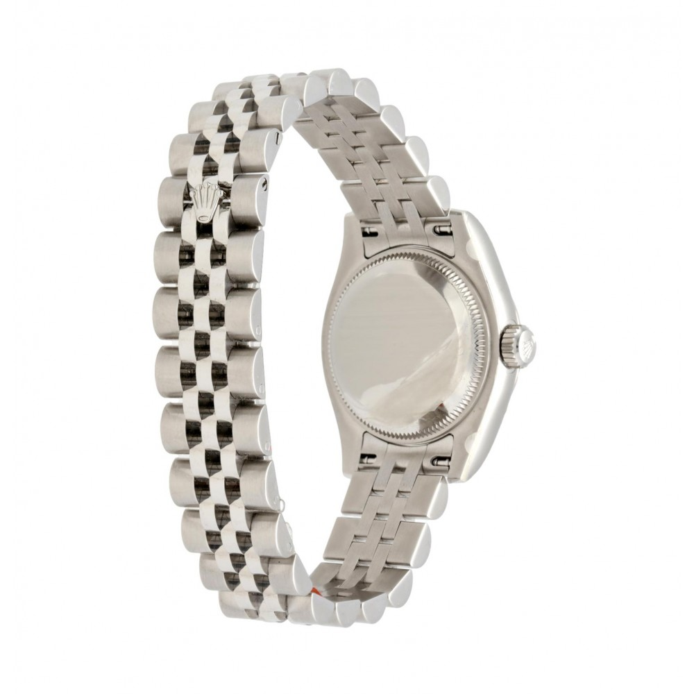 DATEJUST LADY 179174 STAINLESS STEEL JUBILEé 26MM NEW 2021 W5437 179174-04