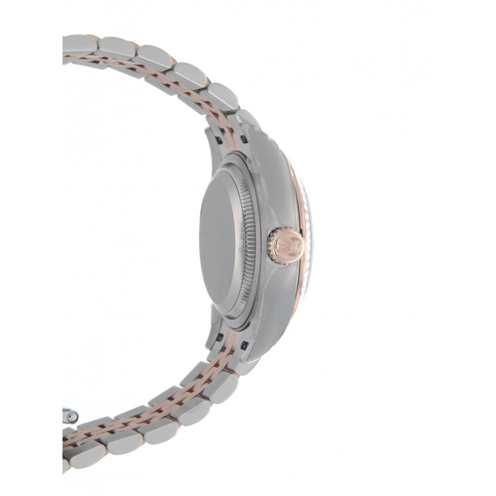 DATEJUST LADY 279171 ROSE GOLD, STEEL, 28MM W2144 279171-04