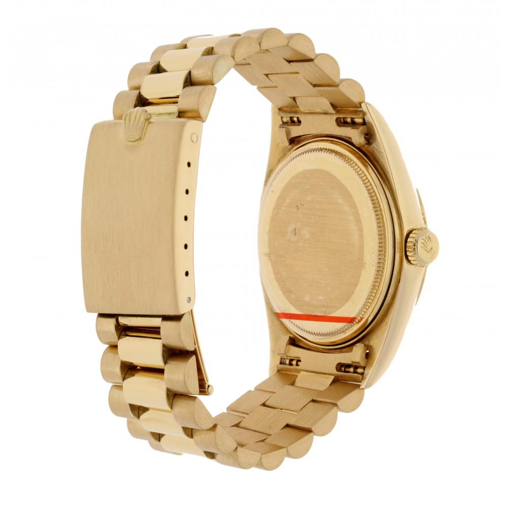 DAY DATE 1803 YELLOW GOLD 36MM W3218 1803-03