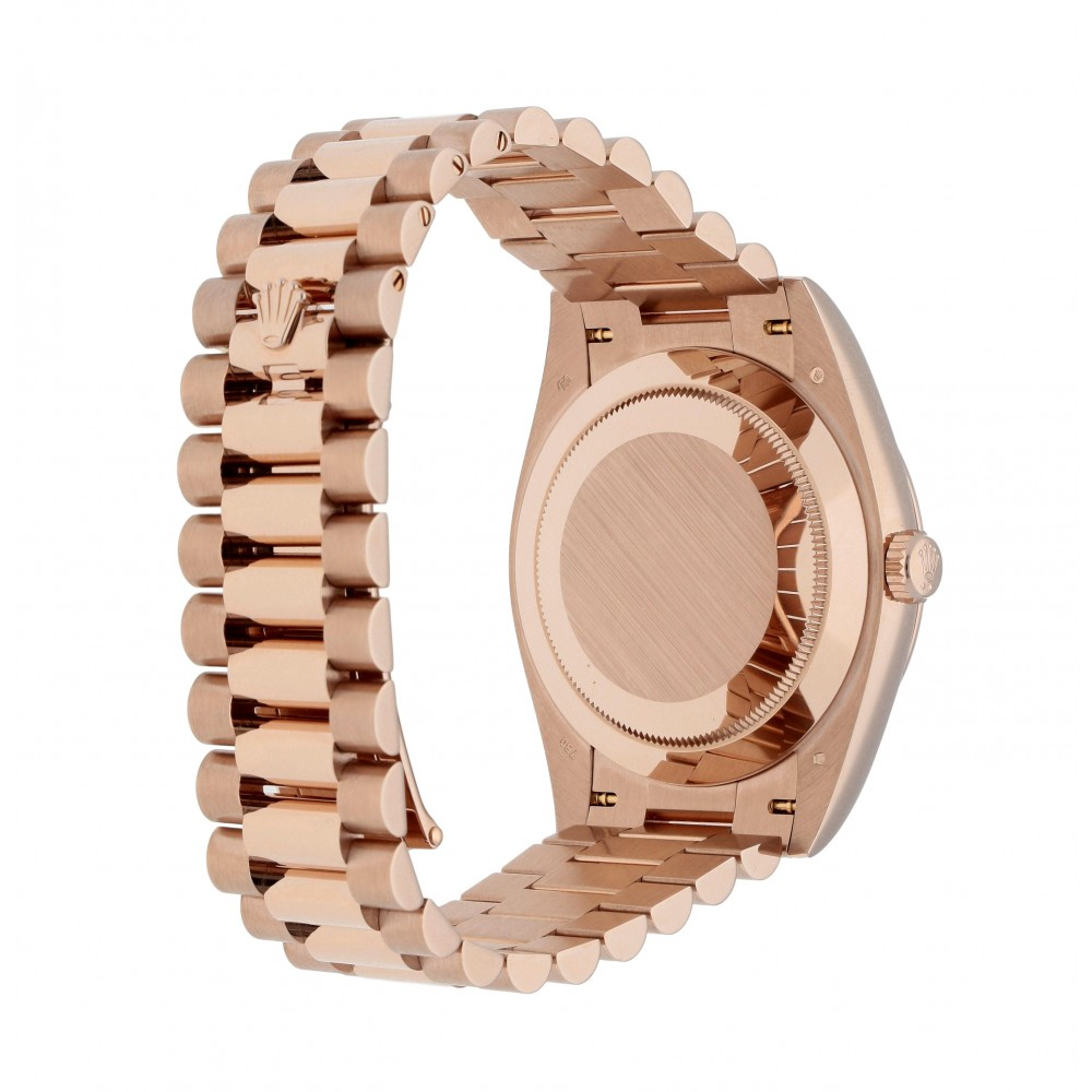DAY DATE 228235 ROSE GOLD 40MM W3085 228235-04