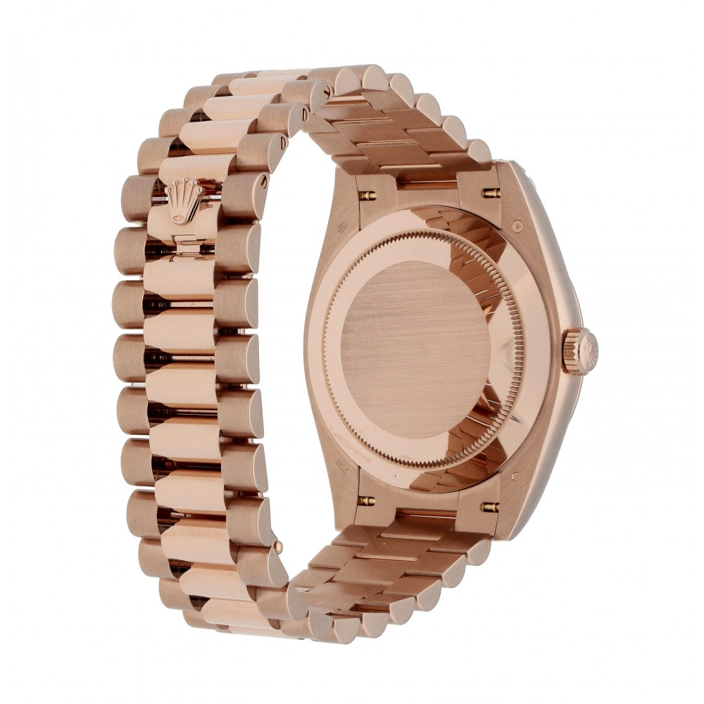 DAY DATE 228235 ROSE GOLD 40MM W3138 228235-03