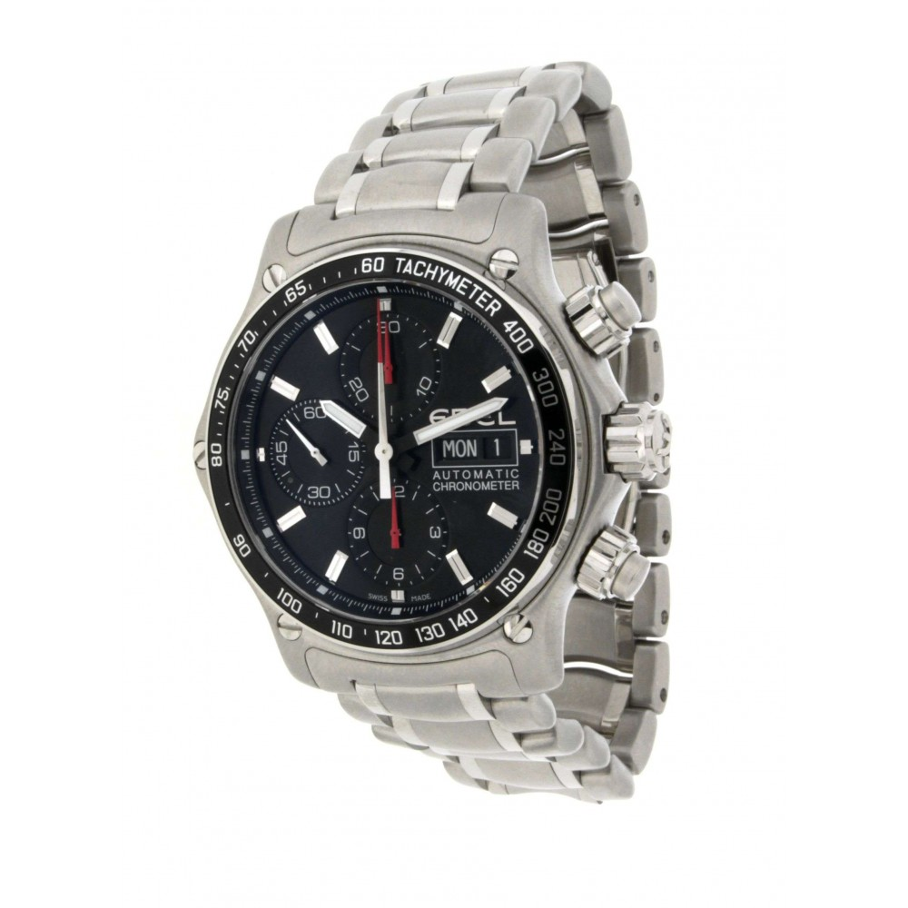 DISCOVERY CHRONOGRAPH STEEL 45MM W151 9750L62-06