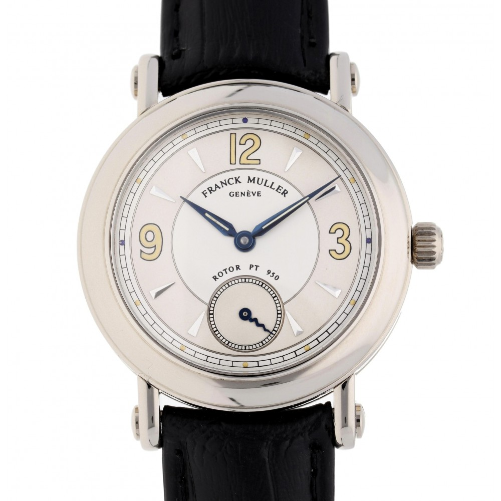 THE COMPLICATIONS 2801 S6 GM WHITE GOLD LEATHER 35MM W3436 2801 S6 GM-03