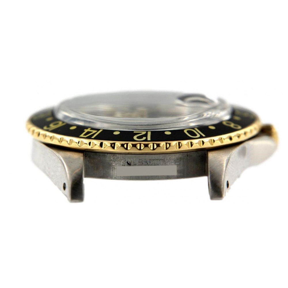 GMT I 16753 STAINLESS STEEL YELLOW GOLD 40MM W3417 16753-03