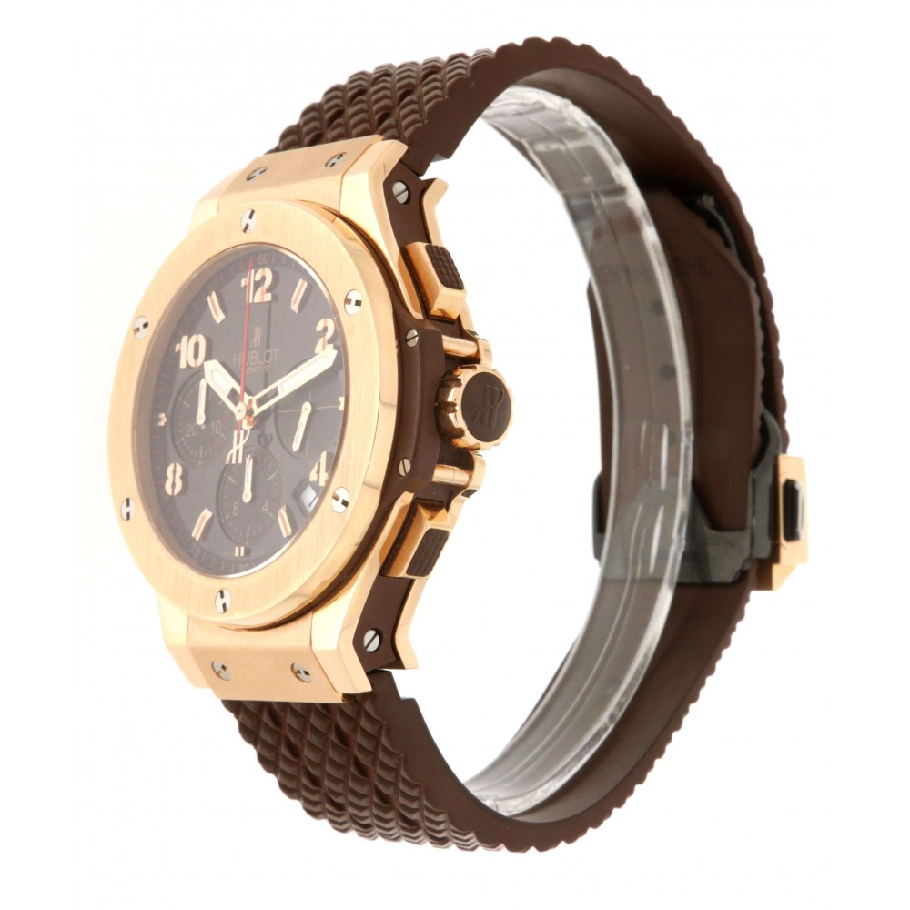 BIG BANG CAPPUCCINO 341PC.1007RY ROSE GOLD 41MM 1598 341PC.1007RY-06