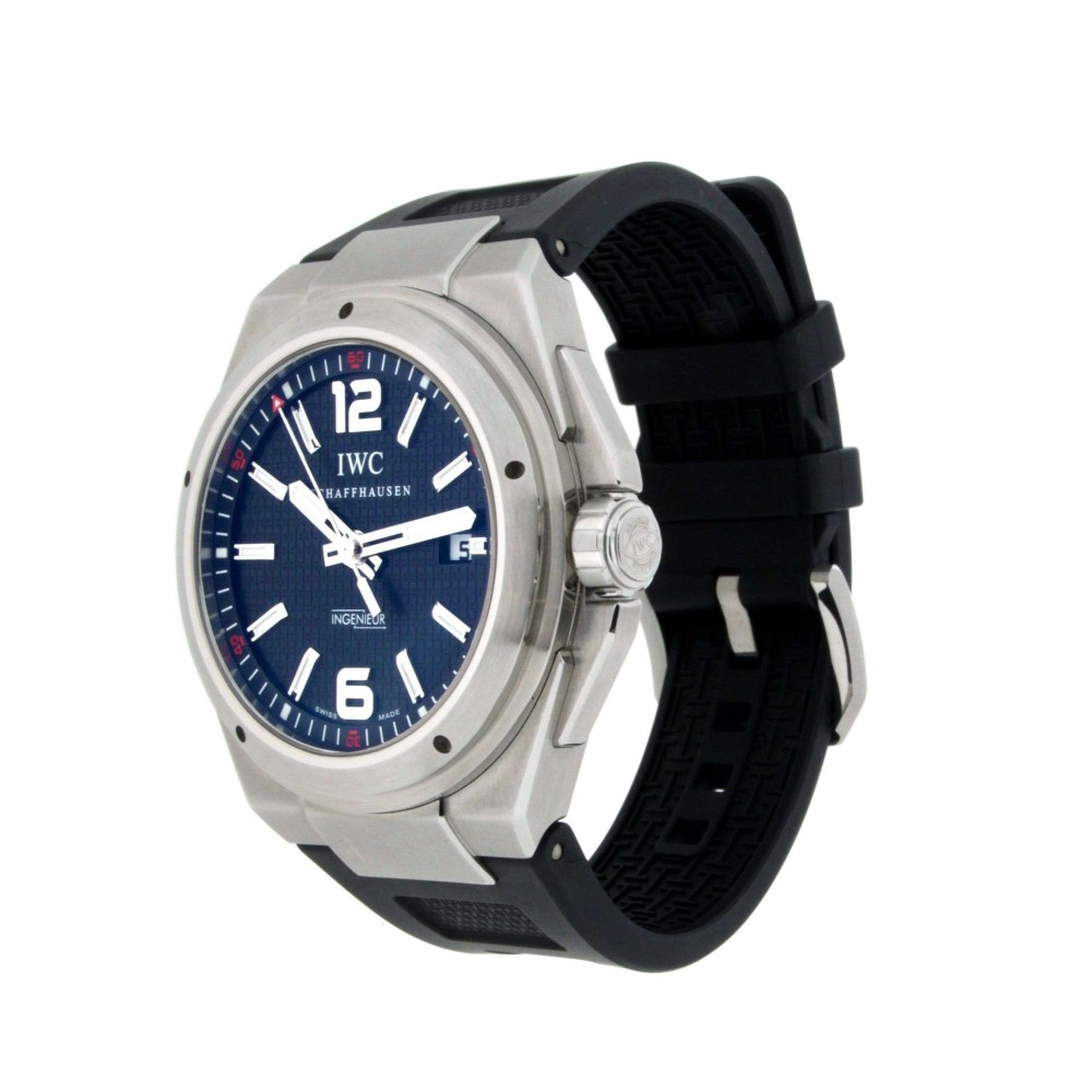 INGENIEUR IW323601 IN ACCIAIO (Official Price: 7,900 CHF) W099 IW323601-04