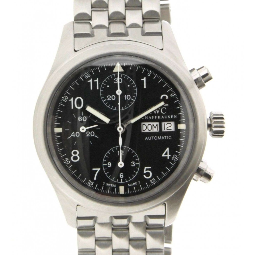 FLIEGER CHRONOGRAPH 3706.006 STEEL 39MM W1317 IW370607-01