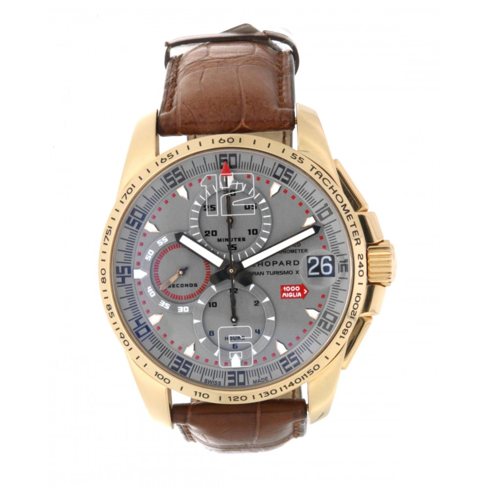 MILLE MIGLIA GT XL Limited Edition rose gold 16/12685003 W053 16/1268-5003-013