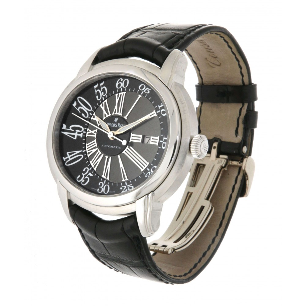 MILLENARY 15320BC.OO.D002CR.01 WHITE GOLD AUTOMATIC 40 x 45 MM W263 15320BC.OO.D002CR.01-011