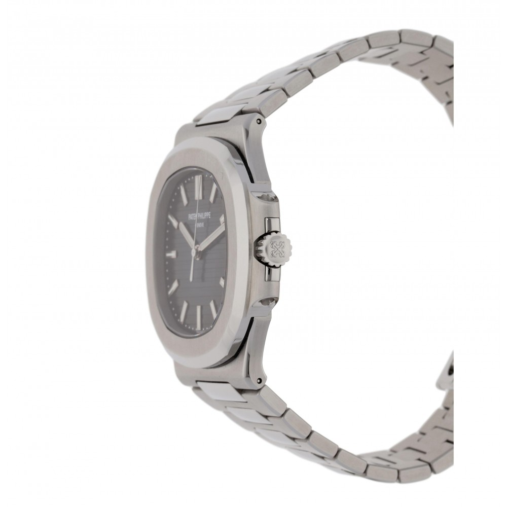 NAUTILUSA 5711/1A STAINLESS STEEL 40MM YEAR 2011 W3609 5711/1A-03