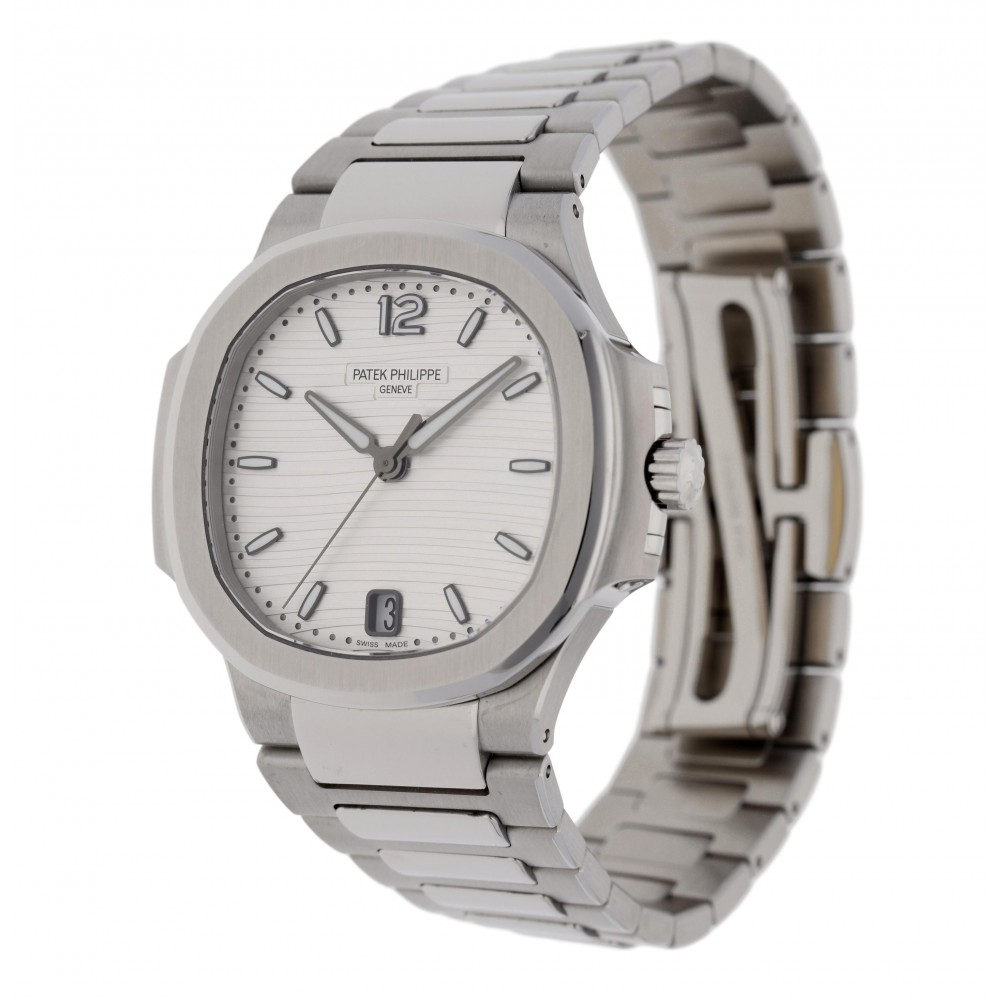 NAUTILUS 7118/1A-010 STAINLESS STEEL 35.2MM W3232 7118/1A-010-04