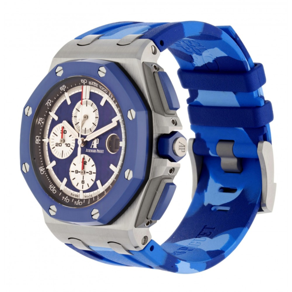 ROYAL OAK OFFSHORE LIMITED EDITION 400PZ 26400SO.OO.A335CA.01 W3583 26400SO.OO.A335CA.01-01