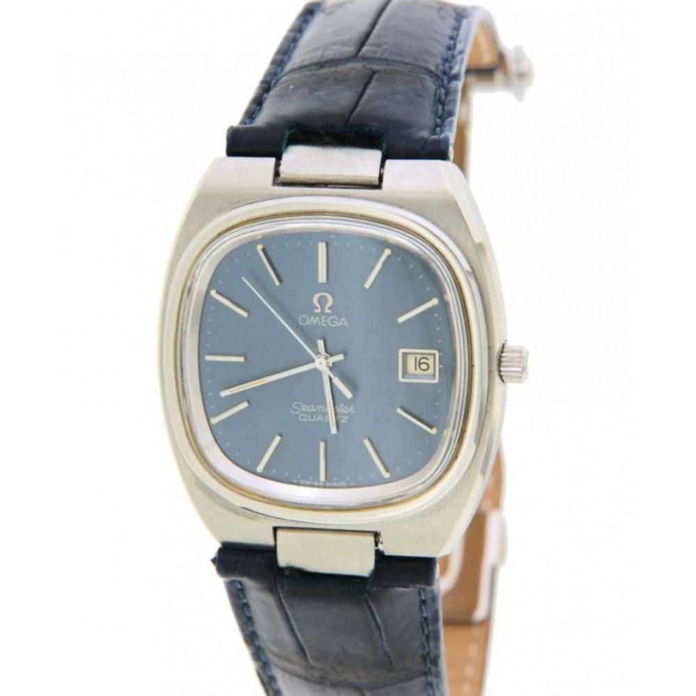 SEAMASTER IN STELL, QUARTZ W805 1.960.085-01