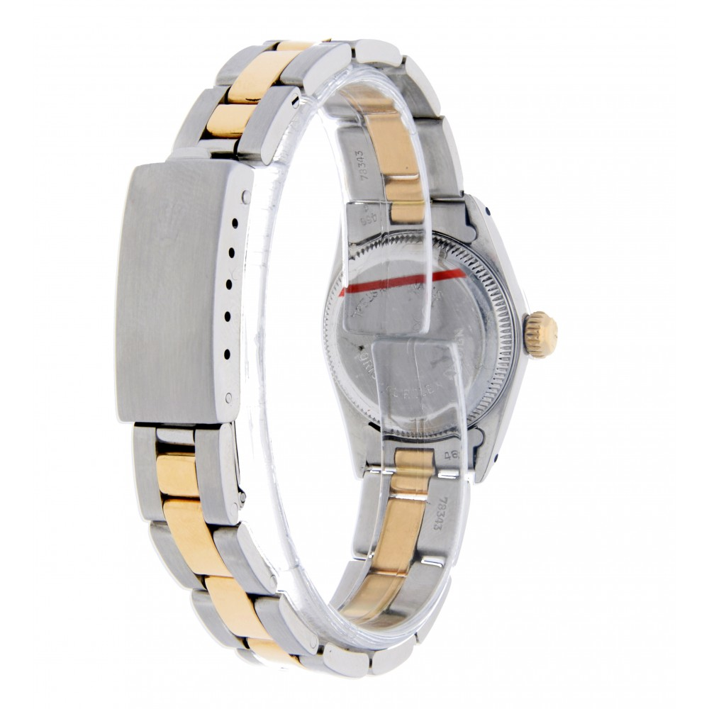 OYSTER PERPETUAL 67183 STEEL YELLOW GOLD 26MM W2464 67183-02