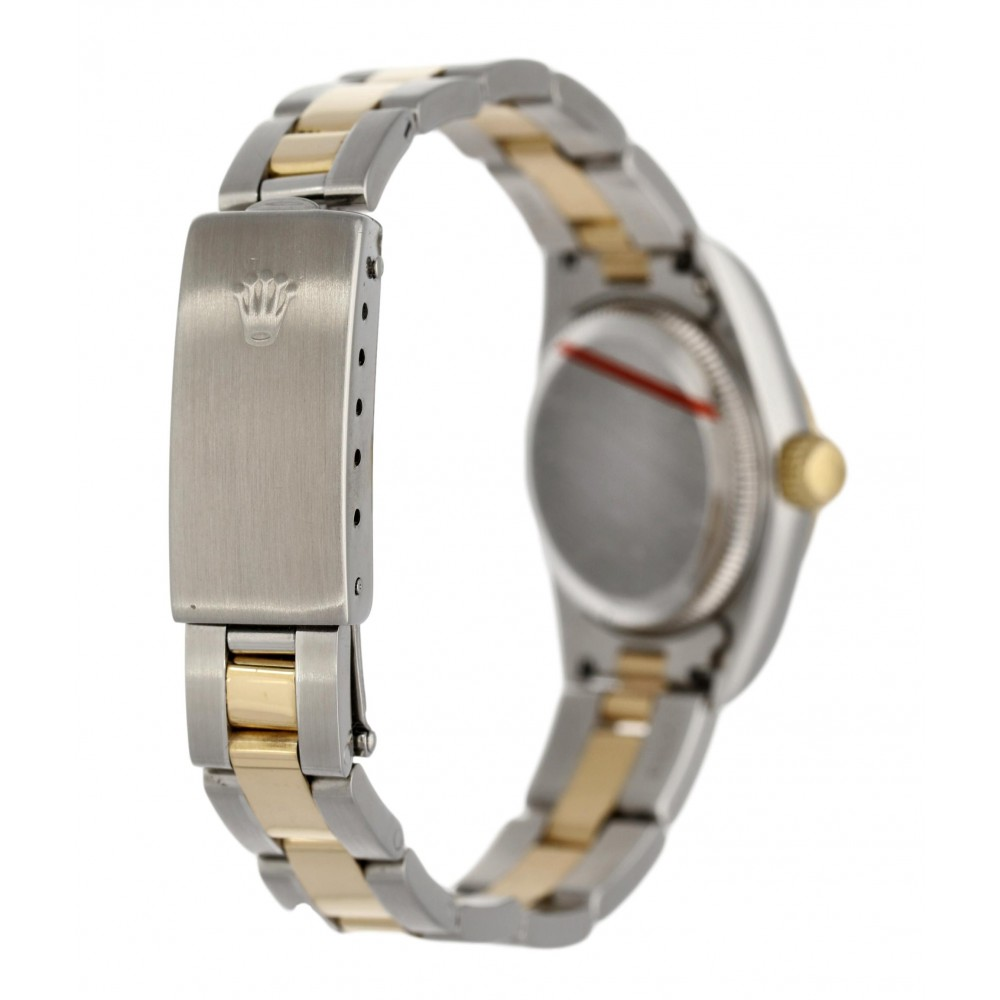 OYSTER PERPETUAL LADY 67193 STAINLESS STEEL 26MM W3750 67193-03