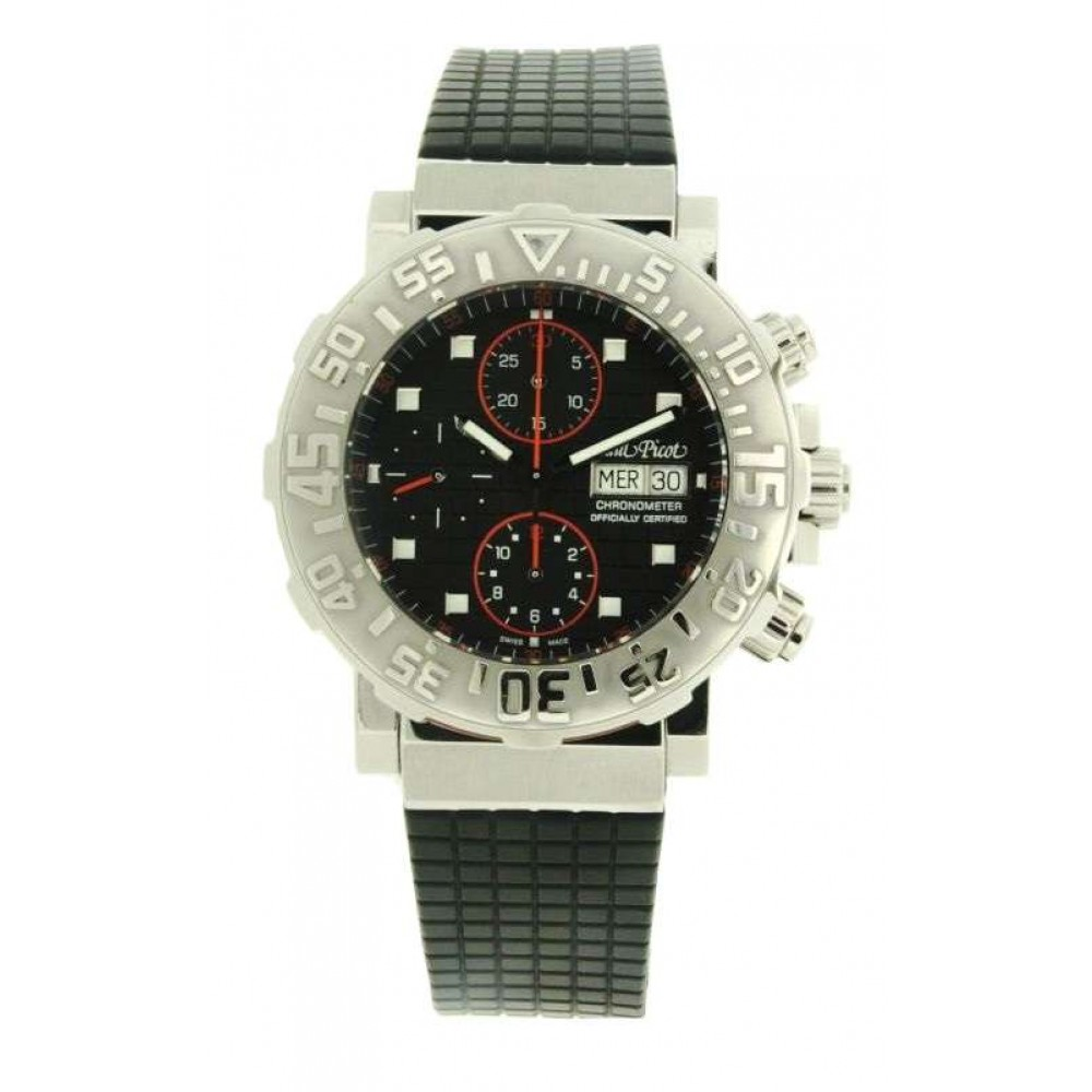 C-TYPE CHRONOGRAPH STEEL 44 mm W217 0627SG-04