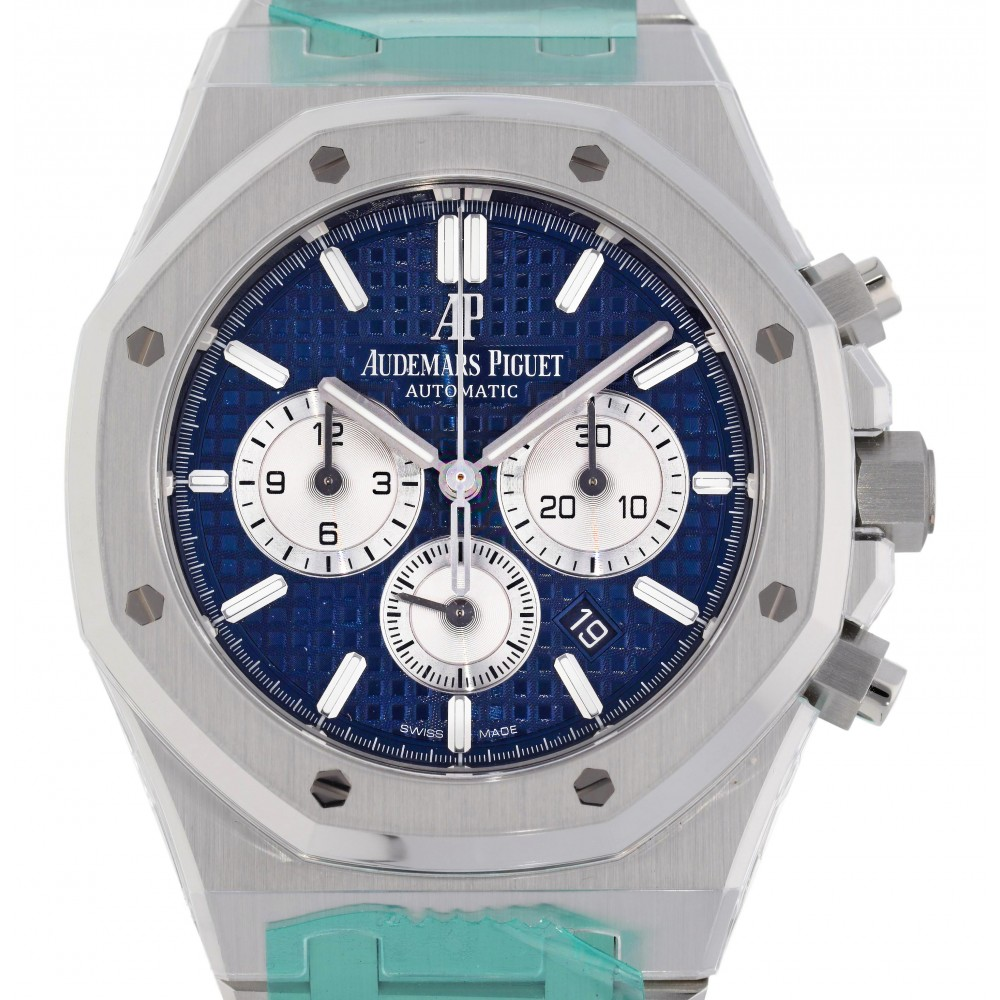 ROYAL OAK CHRONOGRAPH 26331ST.OO.1220ST.01 STEEL 41MM W3398 26331ST.OO.1220ST.01-05