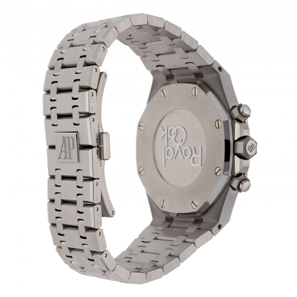 ROYAL OAK CHRONOGRAPH 26331ST.00.1220ST.01 STAINLESS STEEL 41MM W3406 26331ST.00.1220ST.01-04