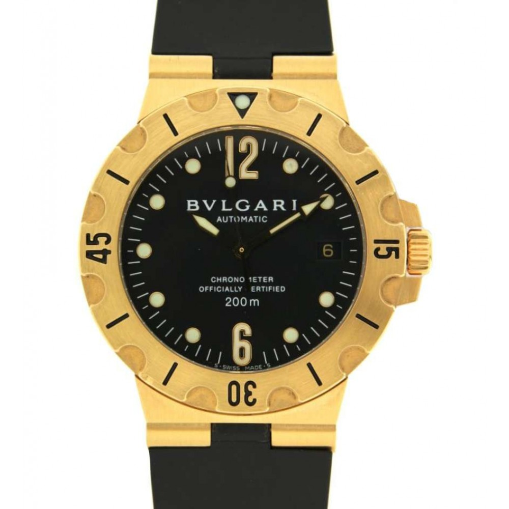 DIAGONO SD38GV YELLOW GOLD W074 SD38GV-07