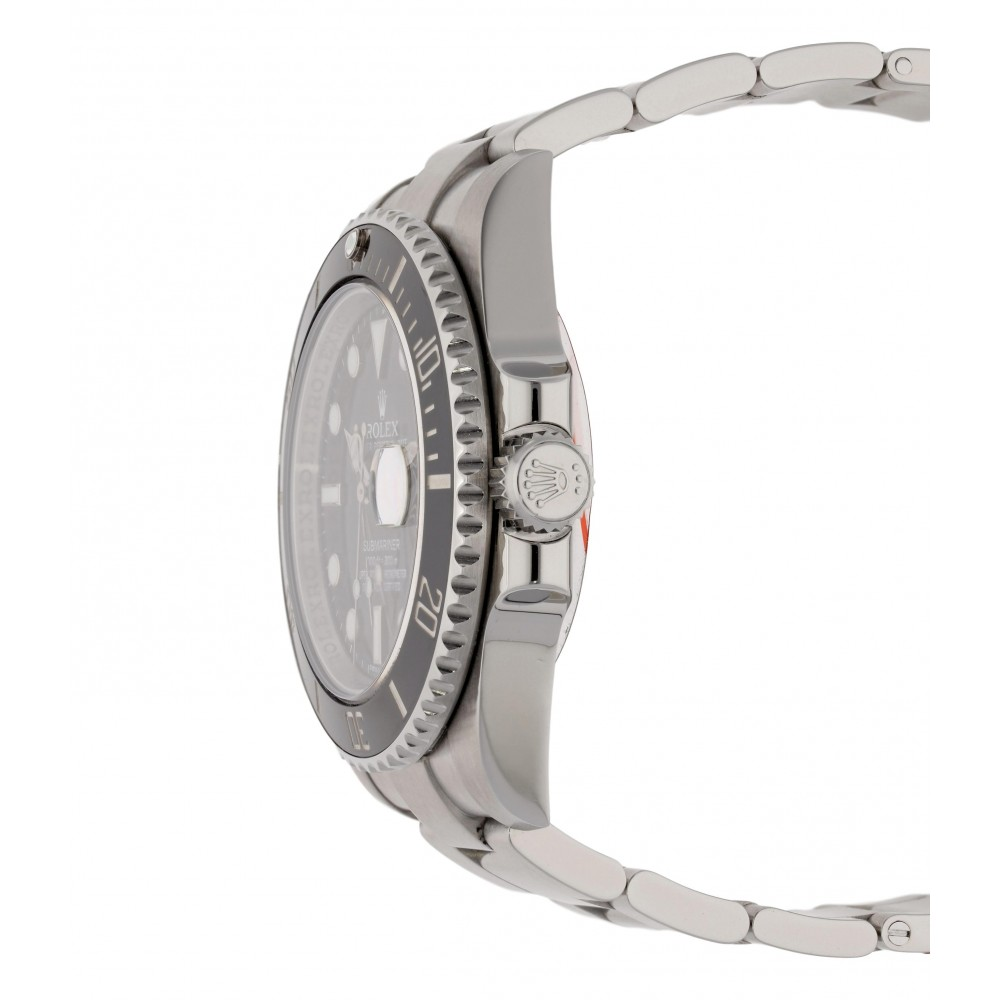 SUBMARINER 116610LN STAINLESS STEEL 40MM W3568 116610LN-01