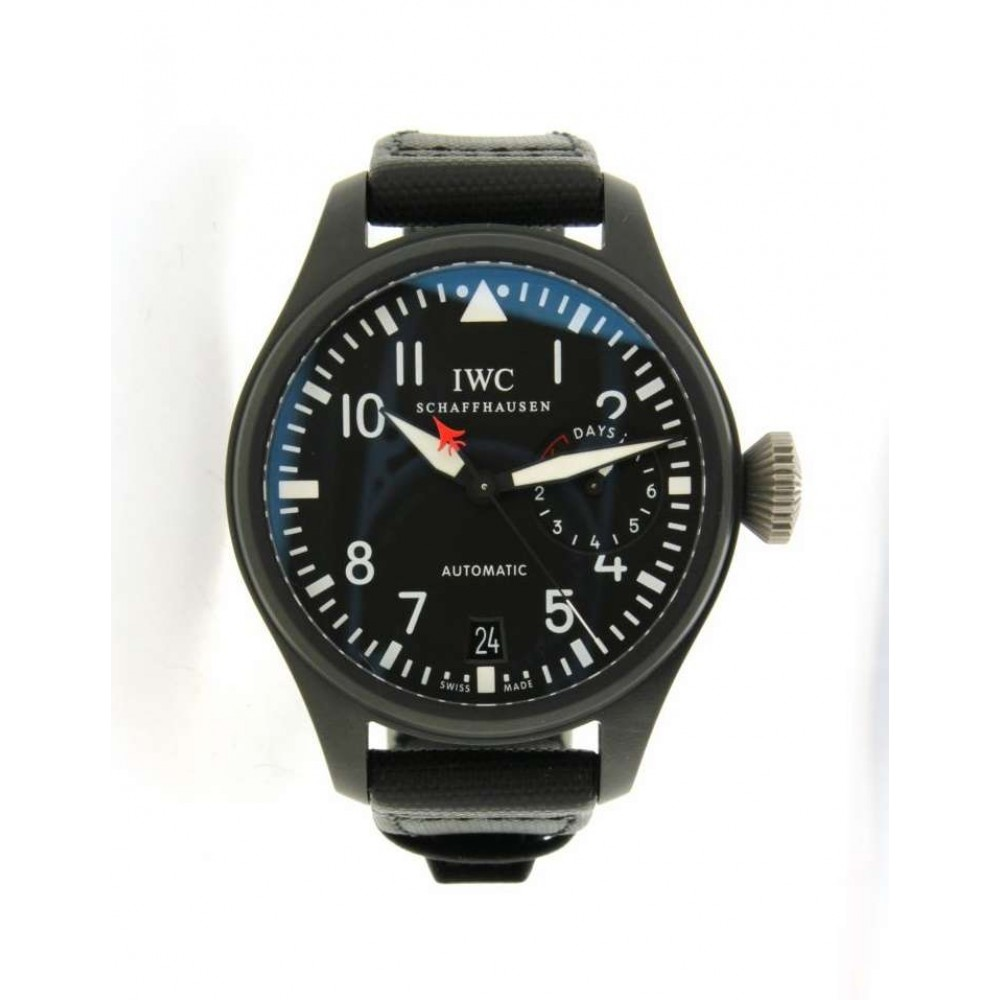 TOP GUN IW501901 CERAMIC TITANIUM 48MM W303 IW501901-02