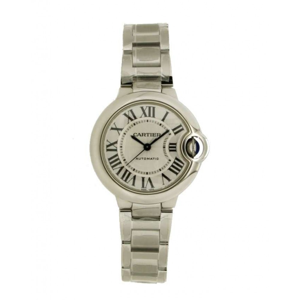 BALLON BLEU AUTOMATIC W6920046 IN STEEL, 36 MM W506 W6920046-01