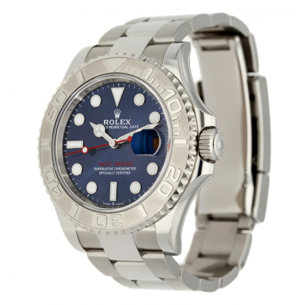 YACHT MASTER 126622 STAINLESSSTEEL BLUE DIAL 40MM W5143 126622-03