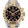 DAYTONA 116503 STAINLESS STEEL YELLOW GOLD 40MM NEW W3572 116503-05